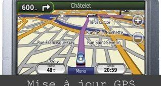 Mises à jour GPS