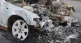 accident de voiture avec victime