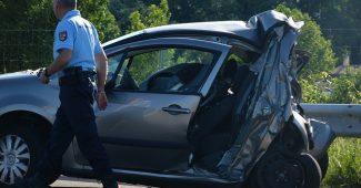 Accident et victimes de la route