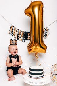 Fisrt birthday