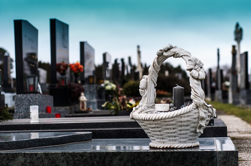 réparation des obsèques