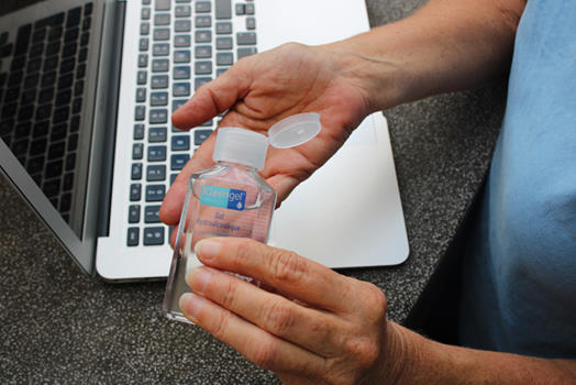 Conseils pour bien utiliser le gel hydroalcoolique