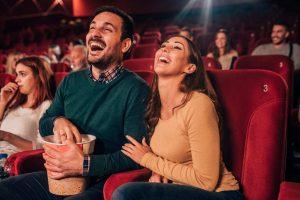 aller au cinéma pour la Saint-Valentin
